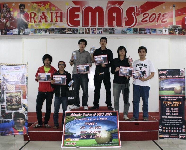 PC Game PES 2011 Jakarta